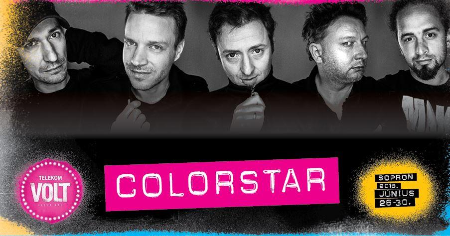 Colorstar - VOLT Fesztivál - Június 28.
