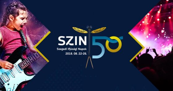 Colorstar koncert - SZIN - augusztus 24