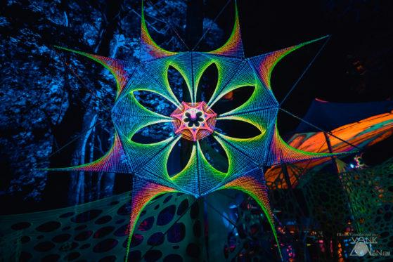 Colorstar - Samsara Fesztivál - augusztus 11