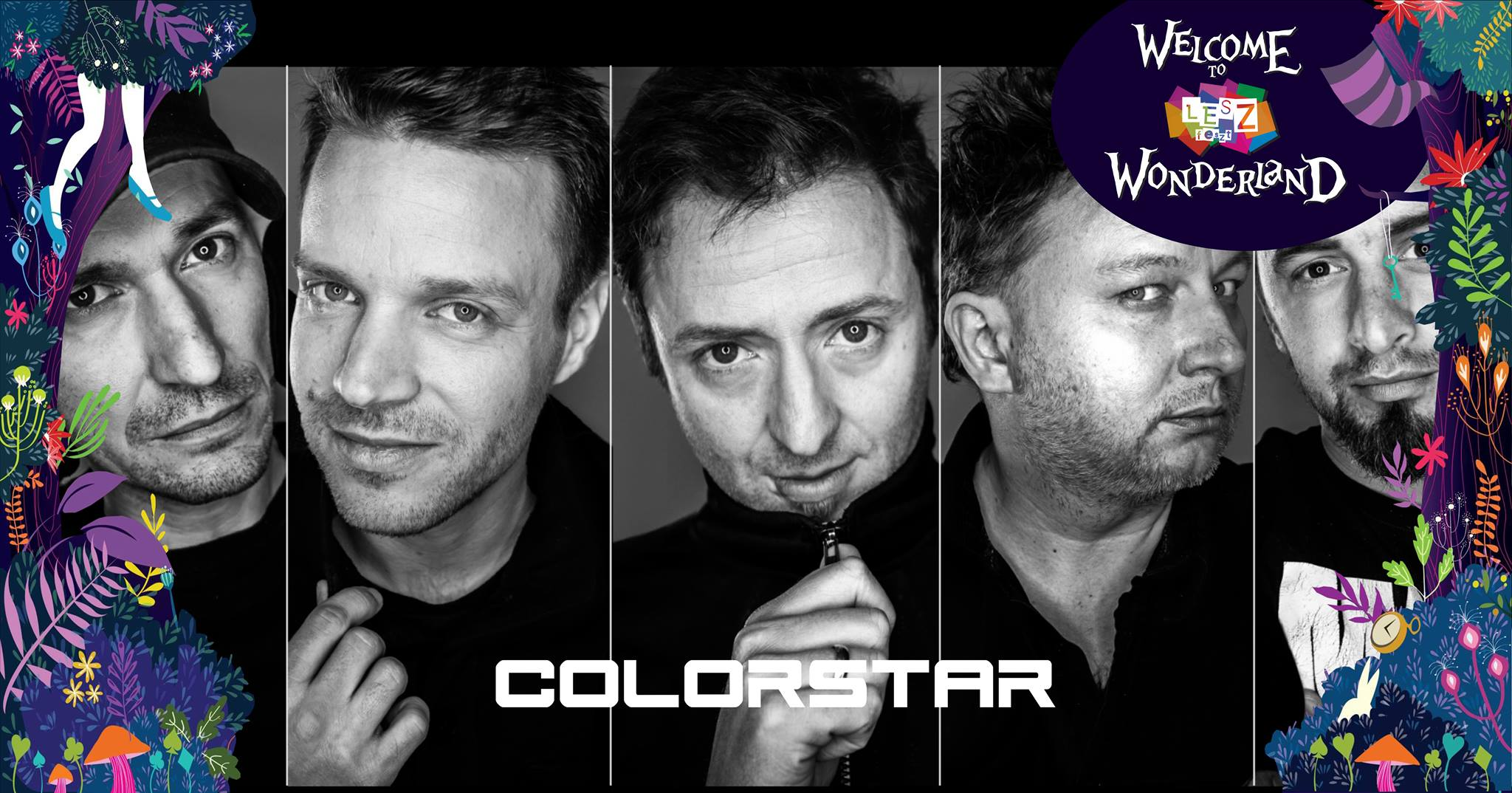 Colorstar - LeszFeszt - július 6.