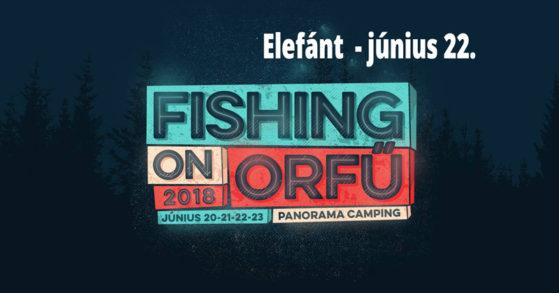 Elefánt - Fishing on Orfű - Június 22.