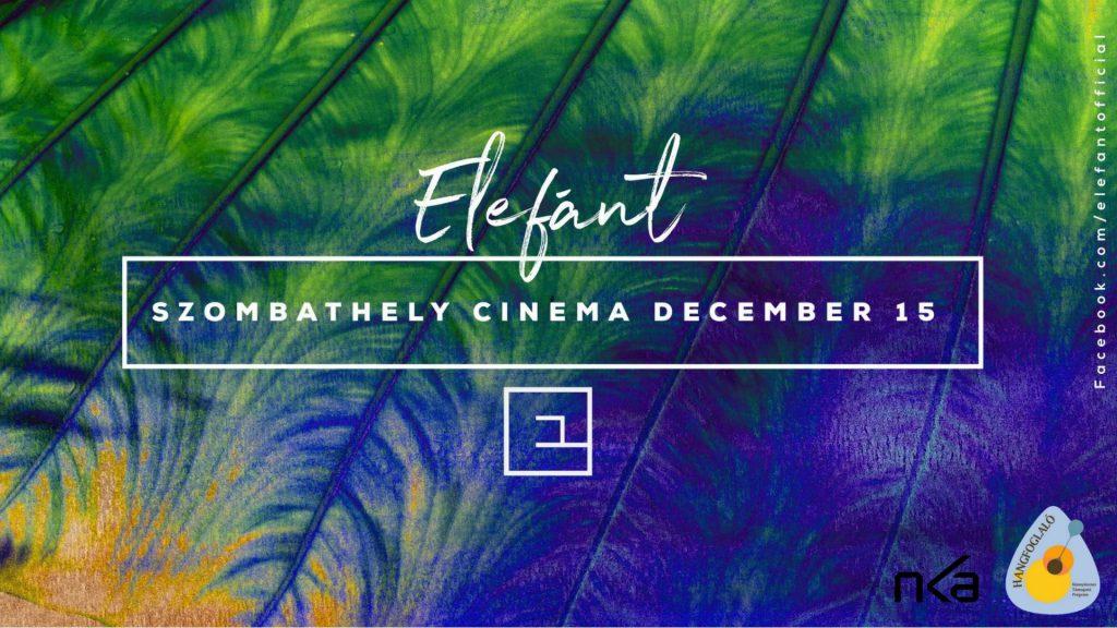 Elefánt - Szombathely - december 15.