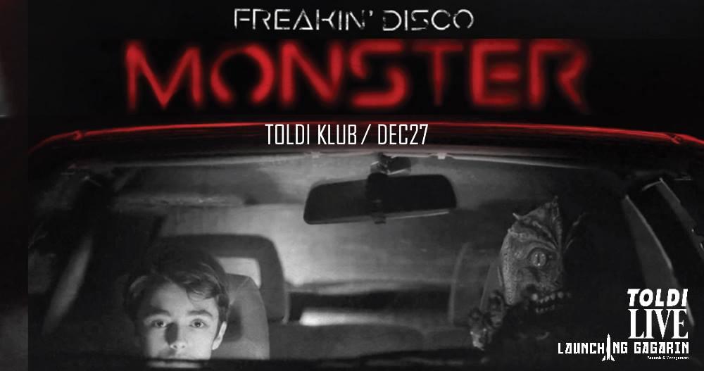 Freakin Disco - Budapest