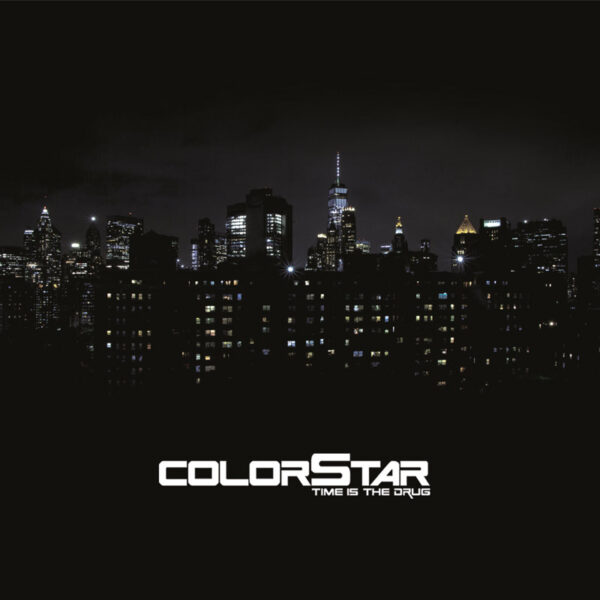 Colorstar - Time is the Drug album