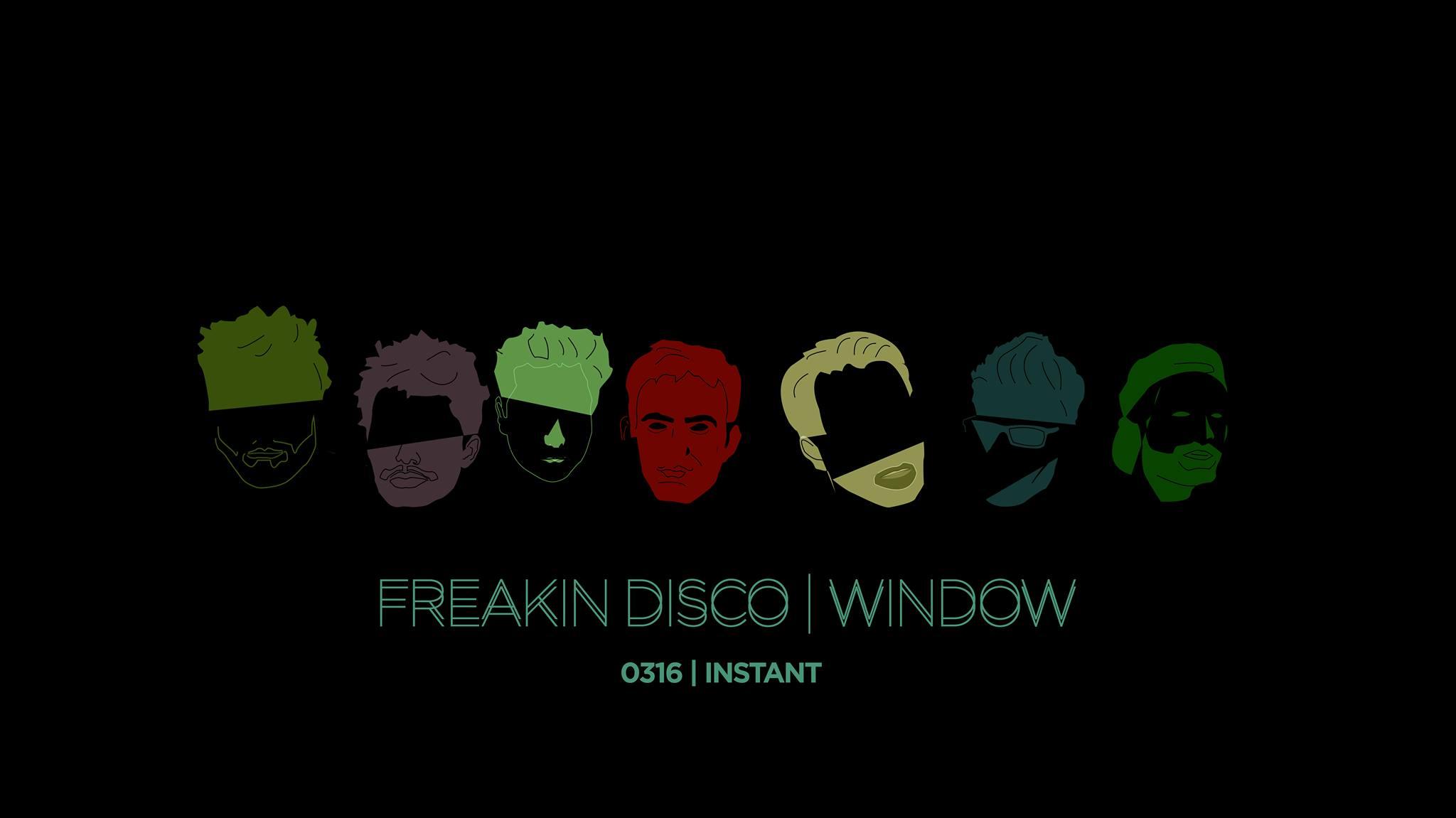 Freakin Disco koncert 2019. február 9-én, Budapesten, az Instantban - március 16.
