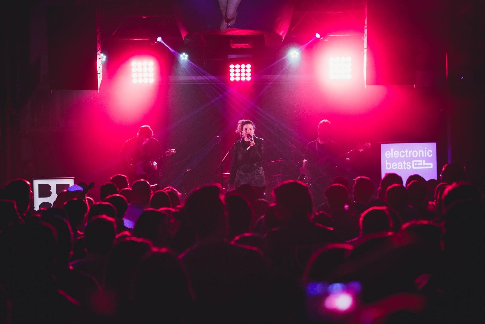 Jónás Vera Experiment koncert Temesváron, Kolozsváron, Naggyváradon és Szatmárnémetiben - Romániai turné, 2019 Február