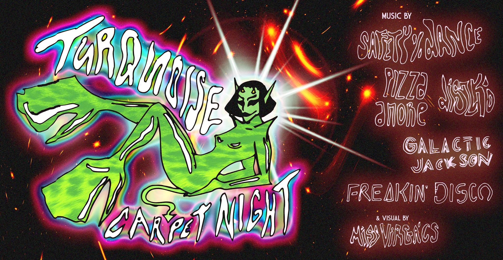 Freakin' Disco koncert 2019. március 1-j-én, Budapesten, az Ambientben