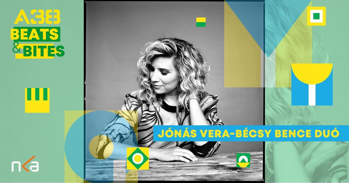 Jónás Vera Budapesten - A38 - 2019 április 8.