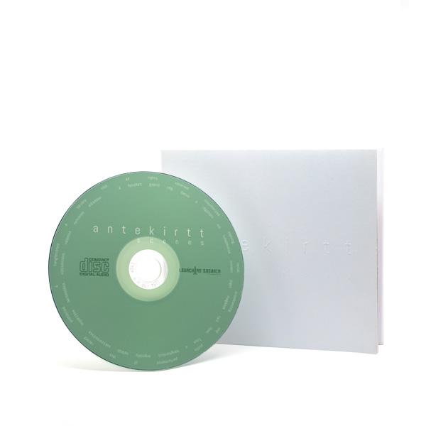 Antekirtt Scenes CD