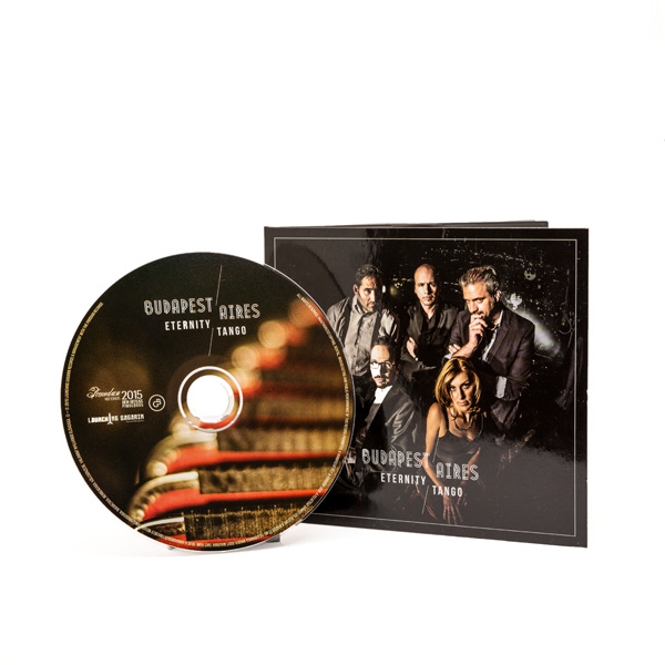 Budapest Aires - Eternity Tango CD