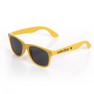 Cool sárga colorstar napszemüveg