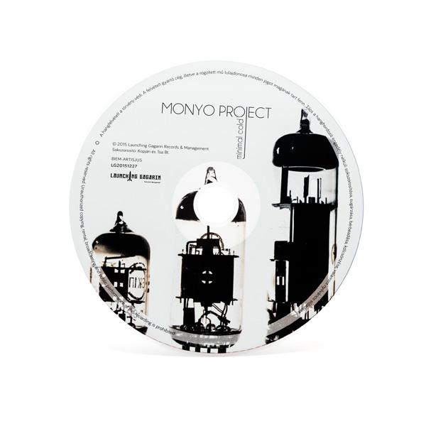 Monyo Project - Minimal Cold CD