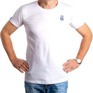 Freakin' Disco fehér férfi póló